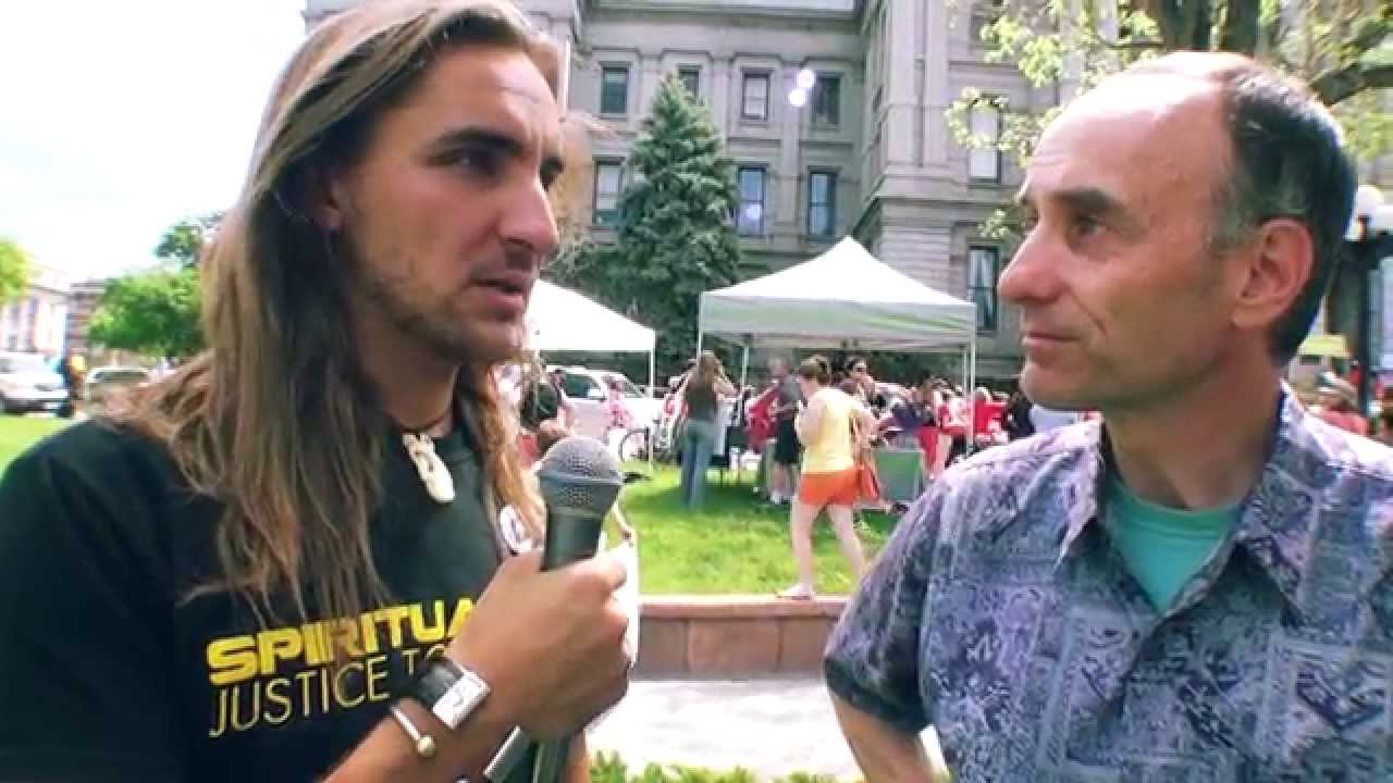 Amadon DellErba interviews Jeffrey M. Smith, Non-GMO Activist