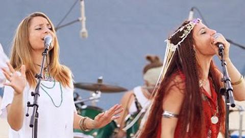"VansGuard Live at the Earth Harmony Festival - ""Take No More"" - SanSkritA & DeleVan DellErba"