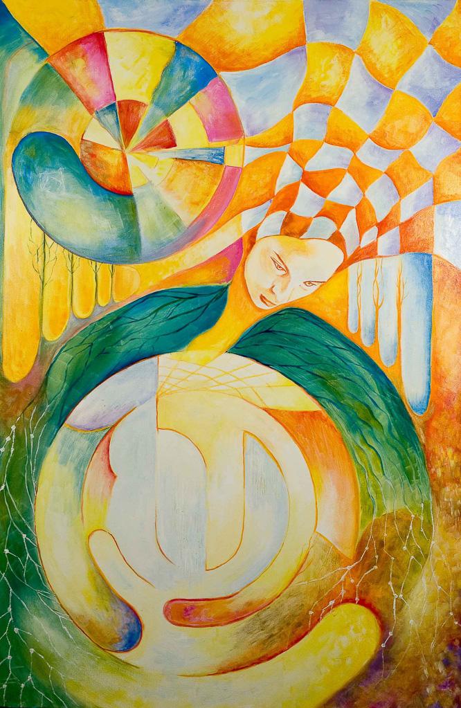 art by Anastasia Grebnova