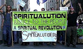 Spiritual Activism—Spiritualution <sup>℠</sup>