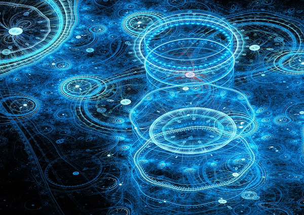 The Quantum World and The Physics of Healing Image